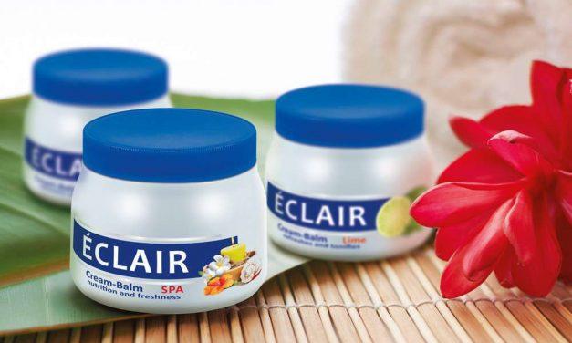 Крем бальзам для волос Eclair