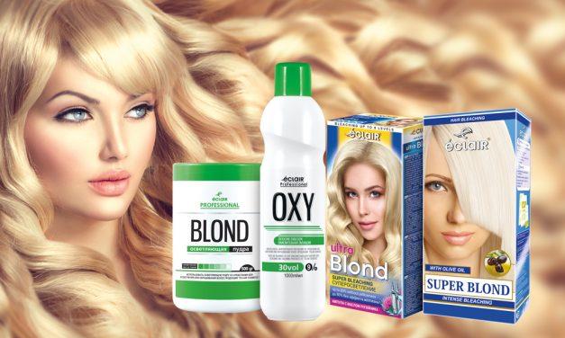Осветлитель для волос