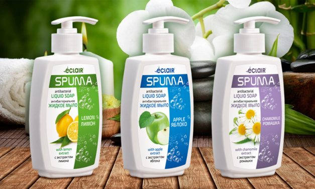 Жидкое мыло Spuma (210 ml)