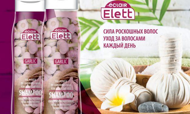 "Shampoo Elett ""Garlic"""